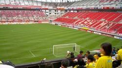 茨城県立カシマサッカースタジアム(2012年)